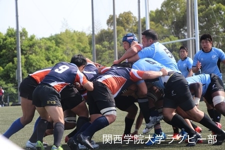 2016/05/05 vs天理大学A