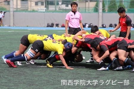 2016/05/08【新人戦】vs天理大学