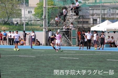 2016/05/08 vs天理大学C