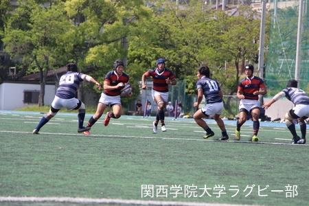 2016/05/15【関西大学春季トーナメント】vs同志社大学B