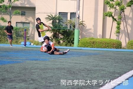 2016/05/15【新人戦】vs同志社大学1回生