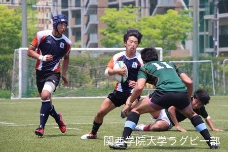 2016/05/22 vs甲南大学