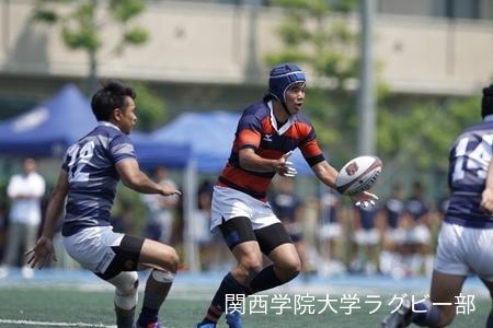 2016/05/15【関西大学春季トーナメント】vs同志社大学