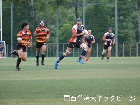 2016/06/11 vs関西大学B