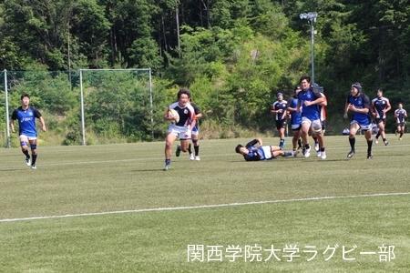 2016/06/18vs立命館大学Ⅾ