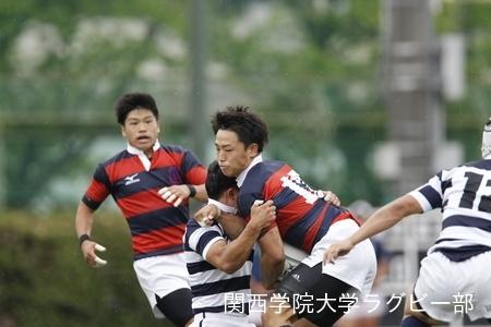 2016/06/12 【第39回総合関関戦】vs関西大学
