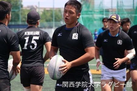 2016/07/03 vs摂南大学A