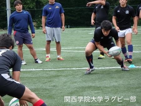 2016/8/19 【菅平合宿】vs成蹊大学A