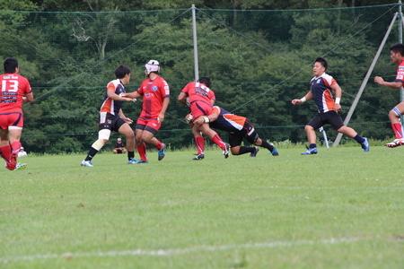 2016/8/19 【菅平合宿】vs中央大学A
