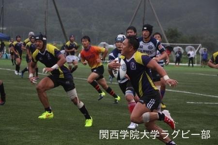 2016/8/20 【菅平合宿】vs中央大学C