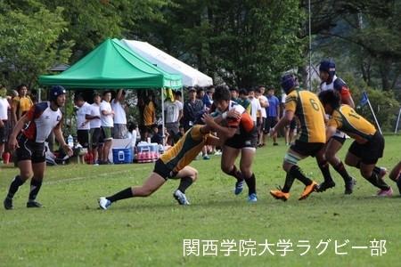 2016/8/21 【菅平合宿】vs大東文化大学B