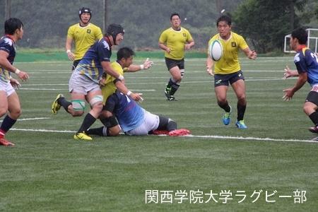 2016/8/22 【菅平合宿】vs専修大学C