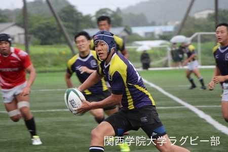 2016/08/22 【菅平合宿】vs専修大学D