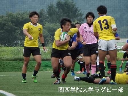 2016/8/23 【菅平合宿】vs成城大学A