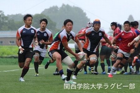 2016/08/27  【菅平合宿】vs日本大学A
