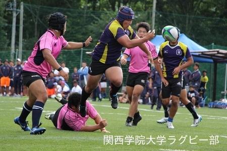 2016/08/28 【菅平合宿】vs日本大学D