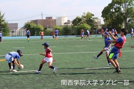 2016/09/10 タグラグビー大会