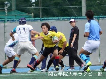2016/09/17 vs芦屋クラブ