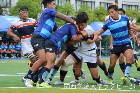 2016/09/18 【ジュニアリーグ】 vs摂南大学