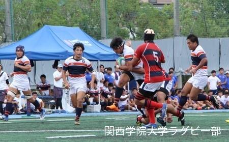 2016/09/24 【ジュニアリーグ】 vs京都産業大学