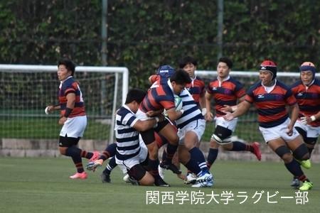 2016/09/25 【Aリーグ】vs関西大学