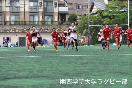 2016/10/01 【ジュニアリーグ】 vs龍谷大学