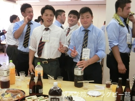 2016/10/02 【Aリーグ】 vs立命館大学