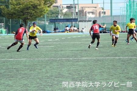 2016/10/08 vs六甲クラブ
