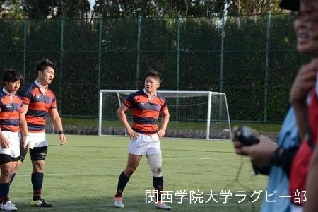 2016/10/09 【Aリーグ】vs天理大学
