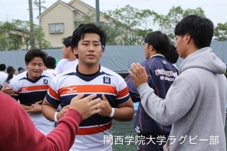 2016/10/15 【ジュニアリーグ】vs近畿大学