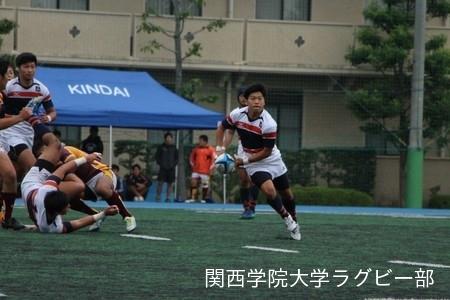 2016/10/22 【ジュニアリーグ】vs近畿大学