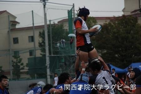 2016/10/22 vs近畿大学C