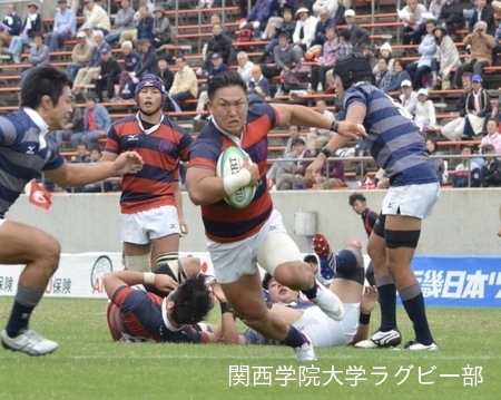 2016/10/23 【Aリーグ】 vs同志社大学