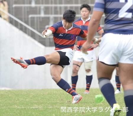 2016/10/23 【Aリーグ】vs同志社大学