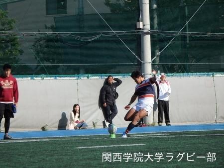2016/10/29 【ジュニアリーグ】vs関西大学