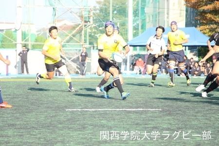 2016/11/05 vs大阪産業大学B