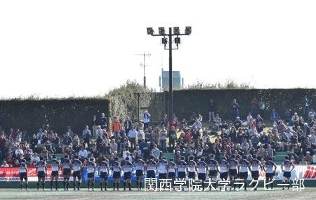 2016/11/12 【Aリーグ】vs京都産業大学
