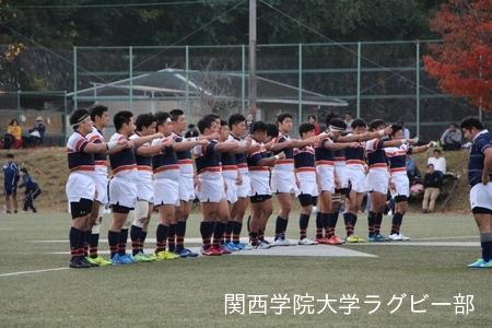 2016/11/13 【ジュニアリーグ】vs同志社大学