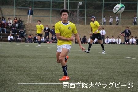 2016/11/13 vs同志社大学C