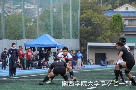 2016/11/19 【ジュニアリーグ】vs天理大学
