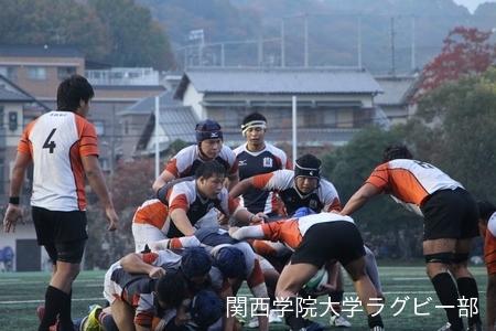 2016/11/19 vs天理大学C