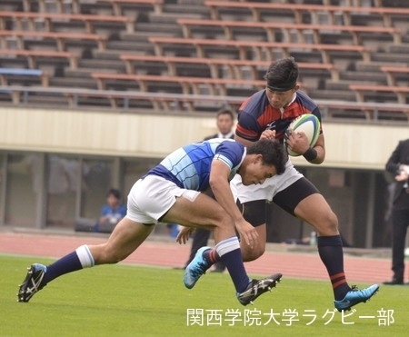 2016/11/20 【Aリーグ】vs摂南大学