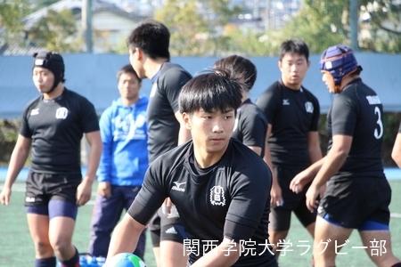 2016/11/26 vs立命館大学D