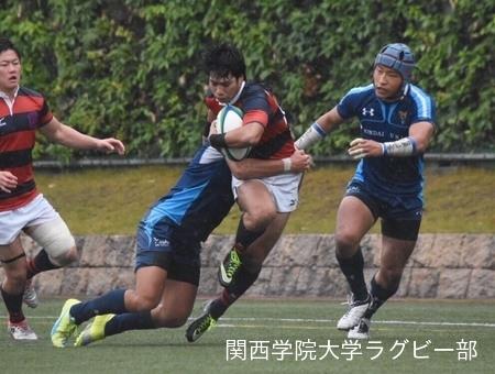 2016/11/28 【Aリーグ】vs近畿大学