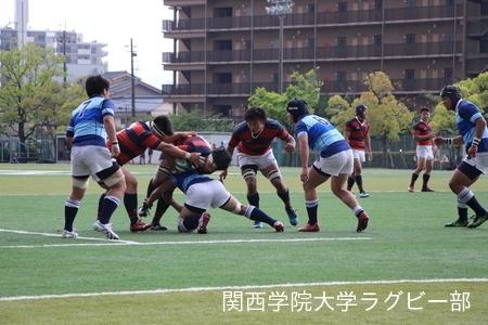 2017/04/29 【関西大学春季トーナント】vs摂南大学A