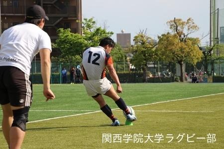 2017/04/29 vs摂南大学B