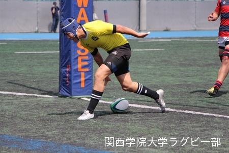 2017/05/27 vs京都産業大学C
