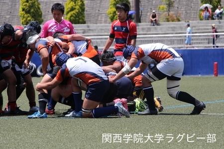 2017/05/28 vs京都産業大学A