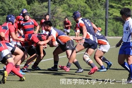 2017/05/28 vs京都産業大学B
