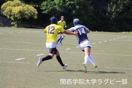 2017/06/03 vs同志社大学【新人戦】